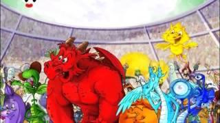 Казка з Татом - Райдугони та феєрична гра