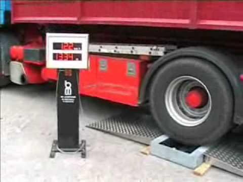 BM605 – Ovengulv hastighedstester