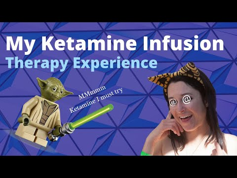 My Ketamine Infusion Therapy Experience for Depression