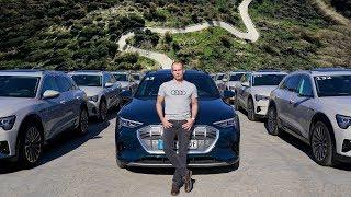 Video Audi e-tron és egyéb négykarikások felfedezése MP3, 3GP, MP4, WEBM, AVI, FLV Agustus 2019