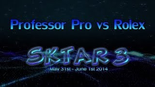 SKTAR 3 – Professor Pro vs Rolex $100 Money Match Trailer