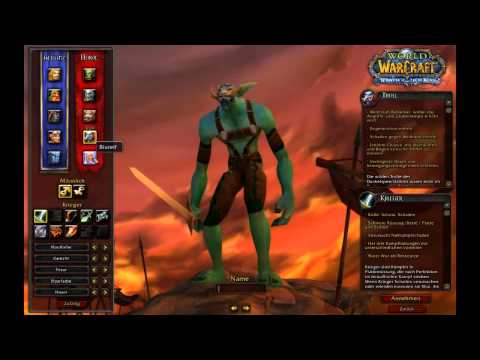 обзор WORLD OF WARCRAFT WOW