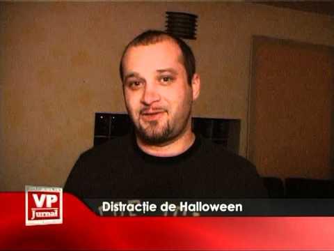 Distracţie de Halloween