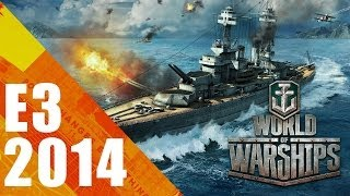 World of Warships | E3 2014 Interview