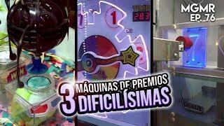 Video JUGANDO Máquinas Difíciles de Premios - MiniGames en el Mundo Real Ep. 76 MP3, 3GP, MP4, WEBM, AVI, FLV Mei 2019
