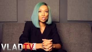 Lil Mama Reflects on Why She Cried on Power 105.1