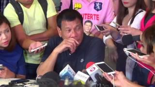 Duterte commits to open BPI account records