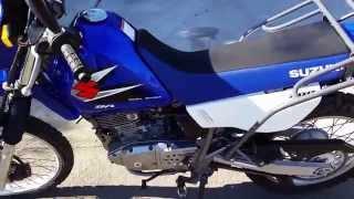 10. 2006 DR200se for sale