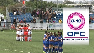 OFC TV Production - Copyright OFC TV © July 2017. New Zealand have all but wrapped up the title after securing their fourth...