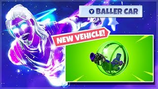 ✅FORTNITE: SEASON 8 - THE NEW BALLER VEHICLE IS COMING! (iOS, Android, Xbox, PS4, Switch!)