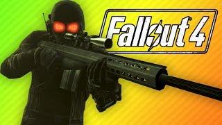 JETOUT 4: Revenge of the Yao Guai | Fallout 4