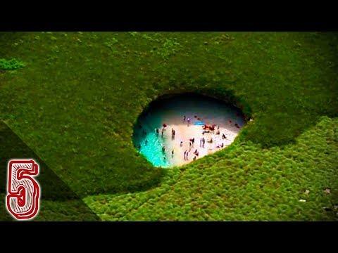 le 5 spiagge più particolari del mondo