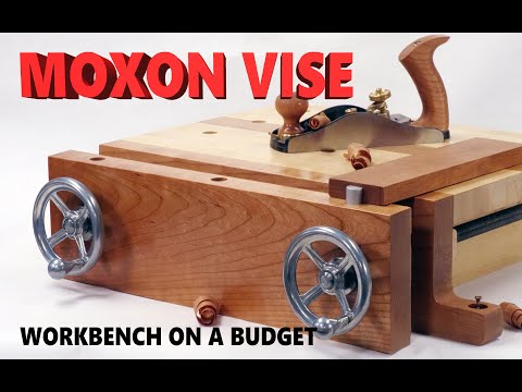 Hardwood Moxon Vise Workbench On A Budget