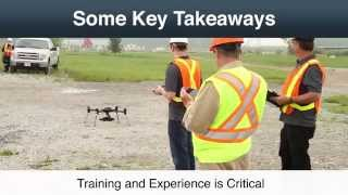 UAS Field Test Summary