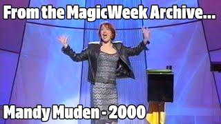 Video Mandy Muden - Magician - The Big Stage - April 2000 - MagicWeek.co.uk MP3, 3GP, MP4, WEBM, AVI, FLV Oktober 2018