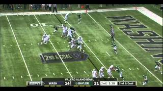Chris Polk vs Baylor 2011