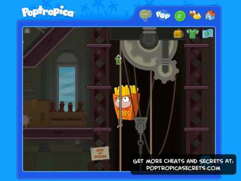 Poptropica Cheats For Game Show Island Part 1