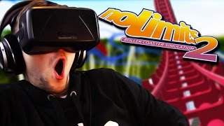 MOST REALISTIC ROLLER COASTERS | No Limits 2 (Oculus Rift DK2)