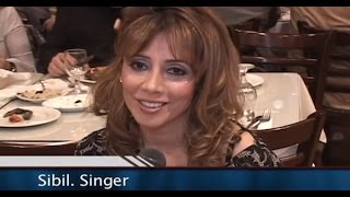 Concert of Turkish Armenian Singer Sibil, followed by an Interview