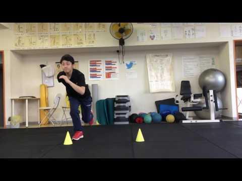 【体幹にも◎】動作の安定性を高めるトレーニング【サイドジャンプスタビ】