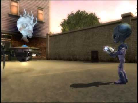 destroy all humans xbox walkthrough