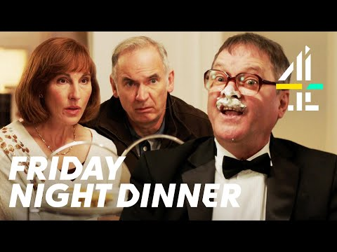 Friday Night Dinner | The Best of Series 6! | Part 1