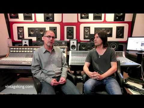 Vintage King And Pete Thorn Partner To Produce Gear Videos