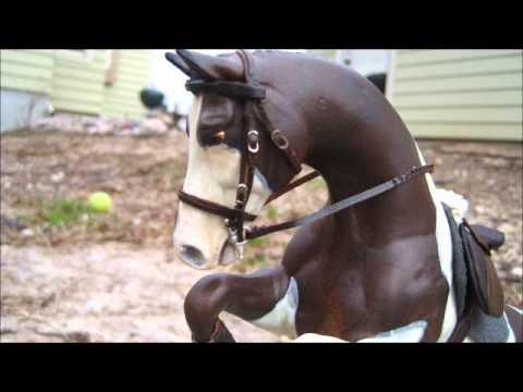 Video Breyer Horse Tack and Custom! download in MP3, 3GP, MP4, WEBM, AVI, FLV January 2017