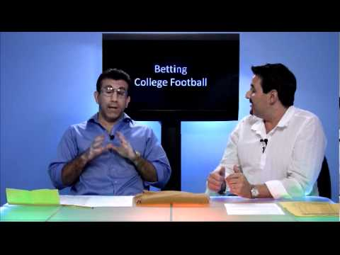 Betting Strategies: Betting College Football Strategies