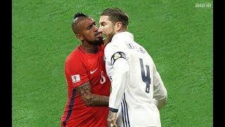 Video Arturo Vidal VS Sergio Ramos ● Bad Boys [LET'S FIGHT] MP3, 3GP, MP4, WEBM, AVI, FLV Februari 2019