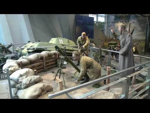 Preşedintele Igor Dodon a vizitat Muzeul de stat de istorie a Marelui Război pentru Apărarea Patriei din Belarus