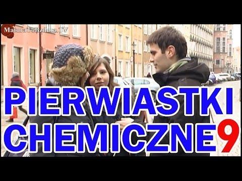 Matura To Bzdura - PIERWIASTKI CHEMICZNE odc. 9