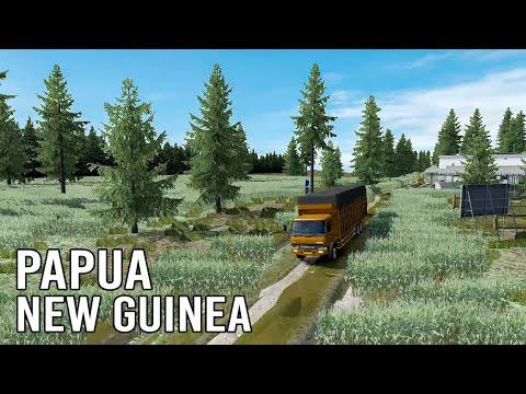 Rework Map Freeport (Papua New Guinea) by OJE_PeJe Team