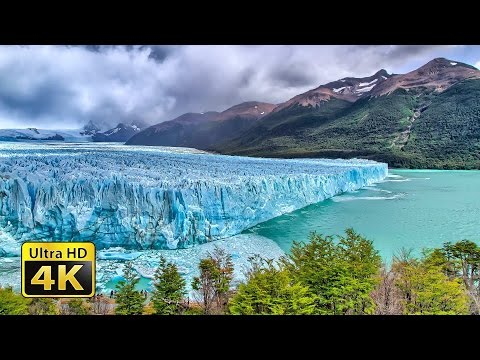 4K Video - The Andes Ultra HD