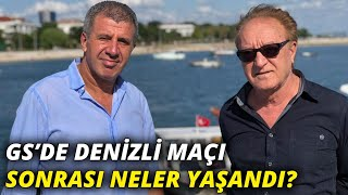 Galatasaray'da Denizli maçı sonrası neler yaşandı? Hasan Şaş'a böbreğimi veririm diyen yönetici kim?