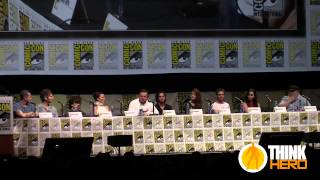 Watch A Game of Thrones Online Free:http://explorewesterosblog.com/watch-a-game-of-thrones-online-free/The highly anticipated Game of Thrones Comic Con 2013 Panel. Enjoy!Like us on Facebook: http://www.Facebook.com/FollowHouseStarkFollow us on Twitter: http://www.Twitter.com/ExploreWesteros