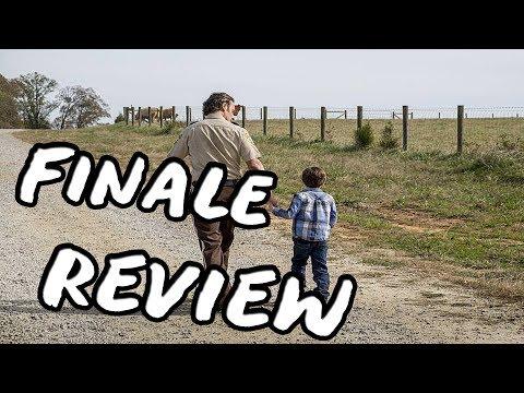 The Walking Dead Season 8 | FINALE Review - Morgan Crossover