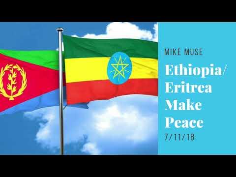 Political News Update: Supreme Court Justice, NATO and Eritrea/Ethiopia Peace Accords