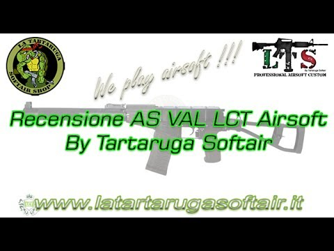Videorecensione AS VAL LCT