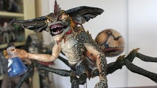 NECA Gremlins 2 Spider Gremlin Figure Review