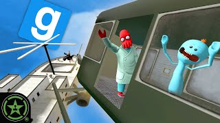 Hiding in the Helicopter - Gmod: TTT w/ Tom Fawkes | Let's Play by Let's Play