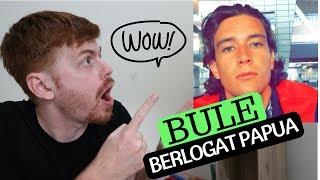 Video HEBAT!! BULE BERLOGAT PAPUA (Reaction Video) MP3, 3GP, MP4, WEBM, AVI, FLV Oktober 2017