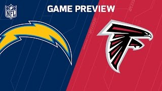 Chargers vs. Falcons (Week 7 Preview) | Dave Dameshek Football Program | NFL by NFL