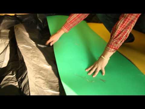 Палатка Greenell «Керри 4 v.2». Видеообзор.