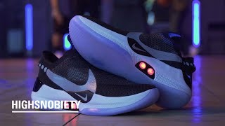 Here's Why Nike's Auto-Lacing Adapt BB is Well Worth $350