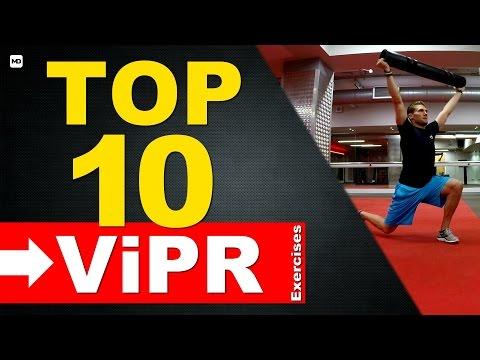 En İyi 10 Vipr Egzersizi