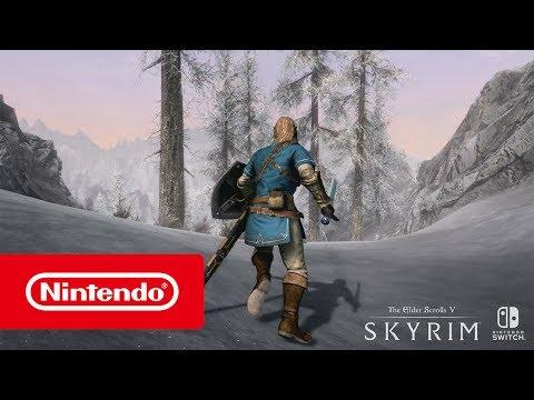 The Elder Scrolls V: Skyrim - Bande-annonce de l'E3 2017