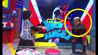 Video ATTA SALTING KETEMU NISSA SABYAN | WOW BANGET (02/07/19) PART 1 MP3, 3GP, MP4, WEBM, AVI, FLV September 2019