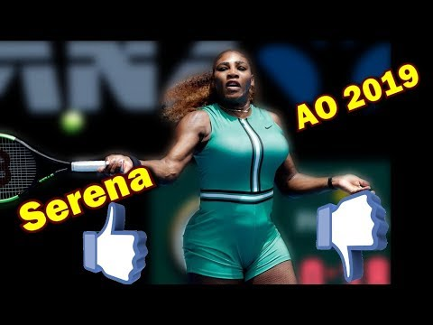 Serena Williams Australian Open OUTFIT 2019