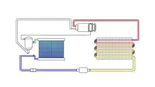 Diagrama - Sistema de aire acondicionado